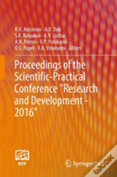 Proceedings Of The Scientific-Practical Conference