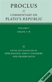 Proclus: Commentary On Plato'S 'Republic': Volume 1