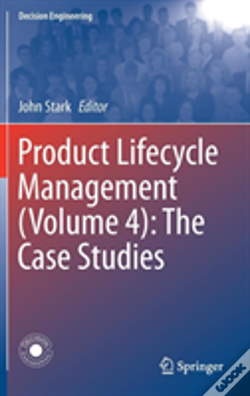 Wook.pt - Product Lifecycle Management (Volume 4): The Case Studies