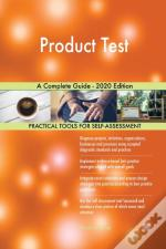Product Test A Complete Guide - 2020 Edi