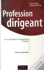 Profession Dirigeant ; De La Conception Du Changement À L'Action
