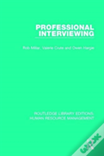 Professional Interviewing Rle Hrm