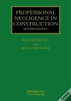 Wook.pt - Professional Negligence In Construction, Second Edition