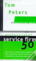 Professional Service Firm 50