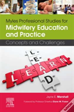 Wook.pt - Professional Studies For Contemporary Midwifery Education And Practice