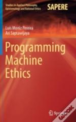 Programming Machine Ethics