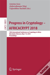 Progress In Cryptology -- Africacrypt 2018