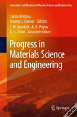 Wook.pt - Progress In Materials Science And Engineering