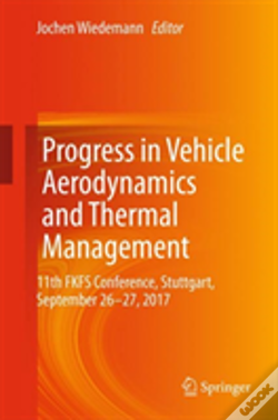Wook.pt - Progress In Vehicle Aerodynamics And Thermal Management
