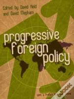 Progressive Foreign Policy