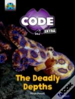 Project X Code Extra: Green Book Band, Oxford Level 5: Shark Dive: The Deadly Depths