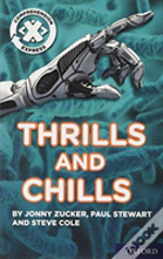 Project X Comprehension Express: Stage 3: Thrills And Chills