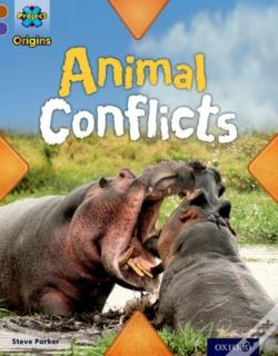 Wook.pt - Project X Origins: Brown Book Band, Oxford Level 11: Conflict: Animal Conflicts