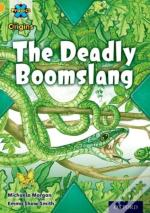 Project X Origins: Gold Book Band, Oxford Level 9: Communication: The Deadly Boomslang