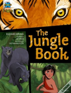 Wook.pt - Project X Origins Graphic Texts: Dark Blue Book Band, Oxford Level 15: The Jungle Book