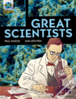 Project X Origins Graphic Texts: Dark Red Book Band, Oxford Level 18: Great Scientists