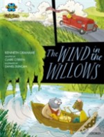 Project X Origins Graphic Texts: Grey Book Band, Oxford Level 14: The Wind In The Willows