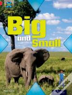 Project X Origins: Red Book Band, Oxford Level 2: Big And Small: Big And Small
