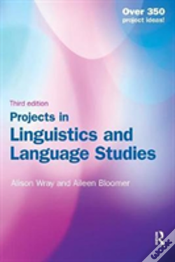 Wook.pt - Projects In Linguistics And Language Studies