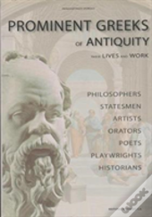 Prominent Greeks Of Antiquity