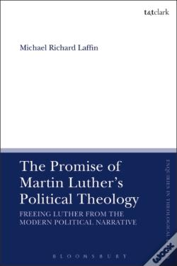 Wook.pt - Promise Of Martin Luther'S Political Theology
