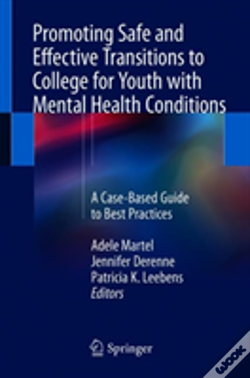 Wook.pt - Promoting Safe And Effective Transitions To College For Youth With Mental Health Conditions