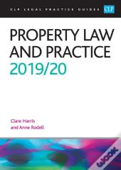 Property Law And Practice2019/2020