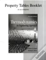 Property Tables Booklet Thermodynamics