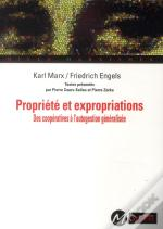 Propriete Et Expropriations