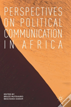 Wook.pt - Prospects Of Political Communication In Sub-Saharan Africa