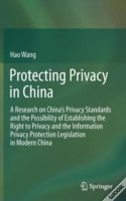 Wook.pt - Protecting Privacy In China