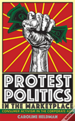 Wook.pt - Protest Politics In The Marketplace