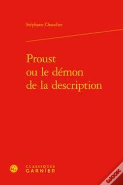 Wook.pt - Proust Ou Le Demon De La Description