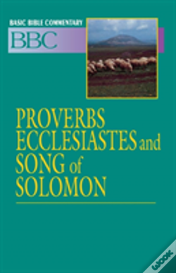 Wook.pt - Proverbs, Ecclesiastes And Song Of Solomon