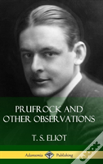 Prufrock And Other Observations (Hardcover)