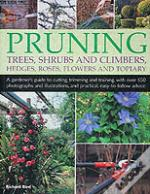 Pruning Trees, Shrubs And Climbers, Hedges, Roses, Flowers And Topiary
