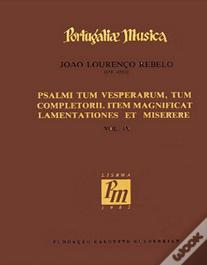 Psalmi Tum Vesperarum, Tum Completorii - Volume IV