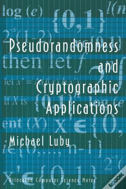 Wook.pt - Pseudorandomness And Cryptographic Applications