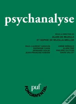 Wook.pt - Psychanalyse (5e Édition)