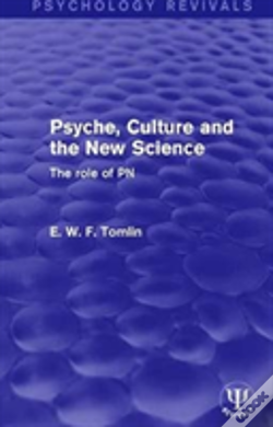 Wook.pt - Psyche Culture The New Science