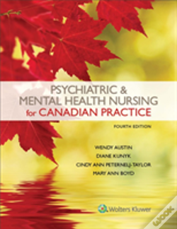 Wook.pt - Psychiatric & Mental Health Nursing For Canadian Practice