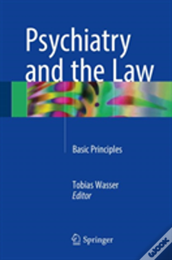 Wook.pt - Psychiatry And The Law