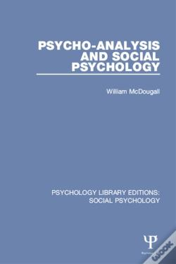 Wook.pt - Psycho-Analysis And Social Psychology