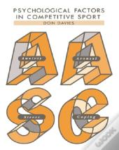 Psychological Factors In Competitive Sport