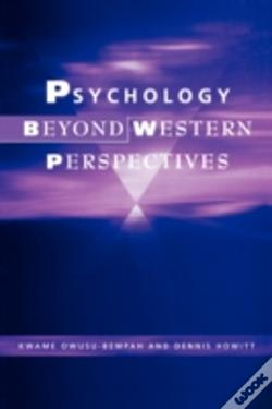 Wook.pt - Psychology Beyond Western Perspectives