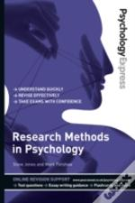 Psychology Express: Research Methods (Undergraduate Revision Guide)