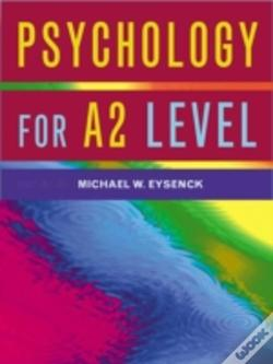Wook.pt - Psychology For A2 Level