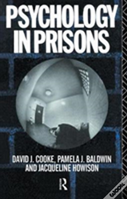 Wook.pt - Psychology In Prisons