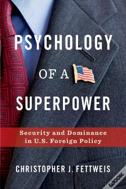 Wook.pt - Psychology Of A Superpower
