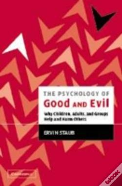 Wook.pt - Psychology Of Good And Evil
